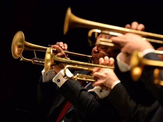 Wynton Marsalis will perform with the Lincoln Center Jazz Orchestra.