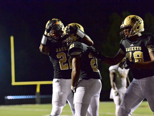Hanna played host to Gaffney as part of Week 0 of the