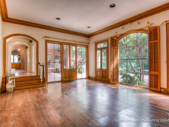 This 5,100 square foot home features several spacious