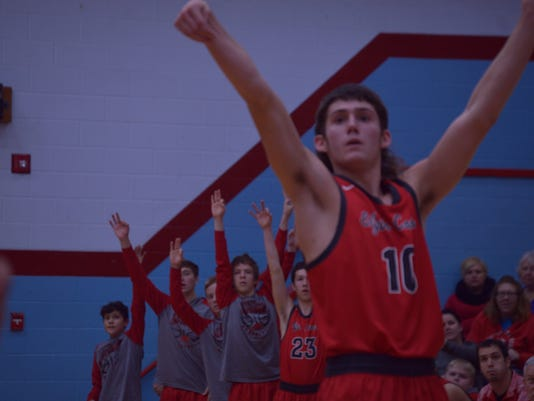 Tyler Nichols Elgin boys basketball
