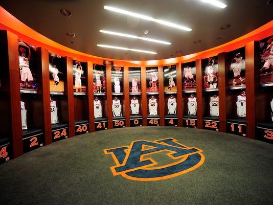 Auburn Arena improvements