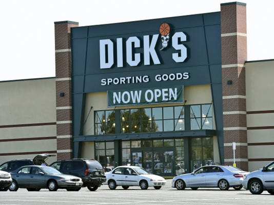 Dick's Sporting Goods recenetly opened for business at Franklin Shopping Center, Lincoln Way East, Chambersburg.