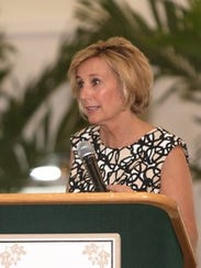 Wendy Steele, keynote speaker at Indian River Impact