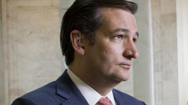Texas U.S. Sen. Ted Cruz