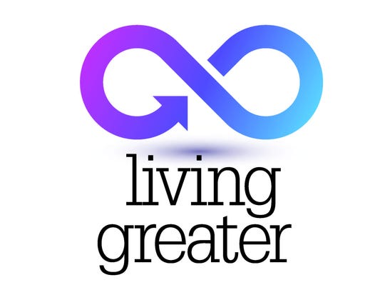 Living Greater logo