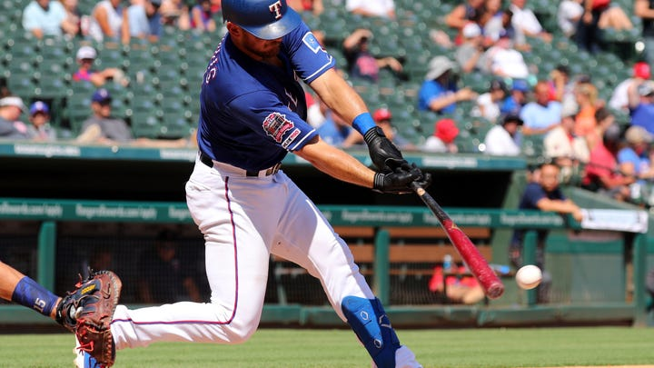 Polanco, Twins top Rangers 6-3 for 1st 4-game sweep of Texas