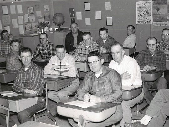 Early ag teachers had the challenge of convincing farmers