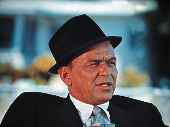 Frank Sinatra in 1970.