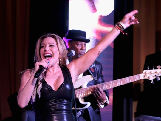 Taylor Dayne is in Seaside Heights on Friday, May 24.