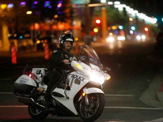 PNI 1111 police motorcycles