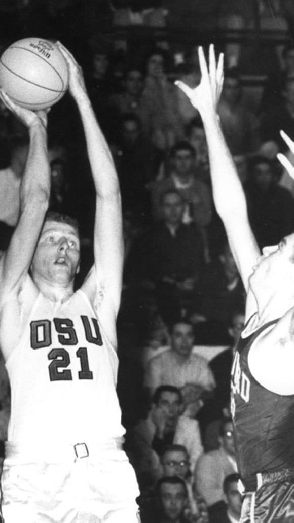 Mel Counts led Oregon State to the Final Four in 1963.
