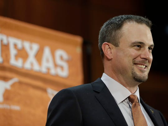 Tom Herman has what rightly constitutes his dream job