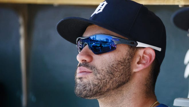 The next step for rightfielder J.D. Martinez (broken elbow) is live batting practice, which could come in a couple of days. He was injured June 16.