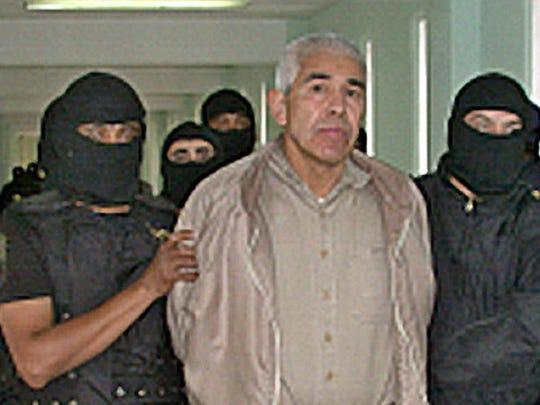 Rafael Caro Quintero.