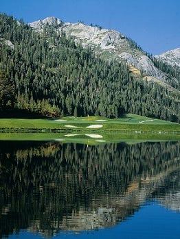Squaw Creek Golf Course.