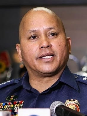 "Former Philippine National Police chief Director General Ronald ""Bato"" dela Rosa led Philippine President Rodrigo Duterte's controversial ""war on drugs"" that is linked to the deaths of about 4,000  individuals. Dela Rosa, now the director general of the Philippine Bureau of Corrections, is having a courtesy visit at the Guam Legislature on Saturday."