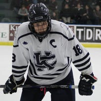 Austin Alger was named Mr. Hockey for the 2014-15 season by the Michigan High School Hockey Coaches Association. Alger is the fifth player in Cranbrook Kingswood program history to earn the award.