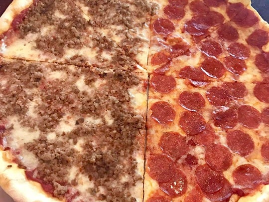 Avellino's is known for their quality pizza.