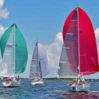 Summer trilogy of races lets female sailors rule