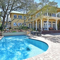Home of the Week April 28th: Waterfront luxury, private beach in Gulf Breeze