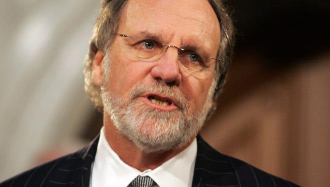 Former New Jersey Gov. Jon Corzine.