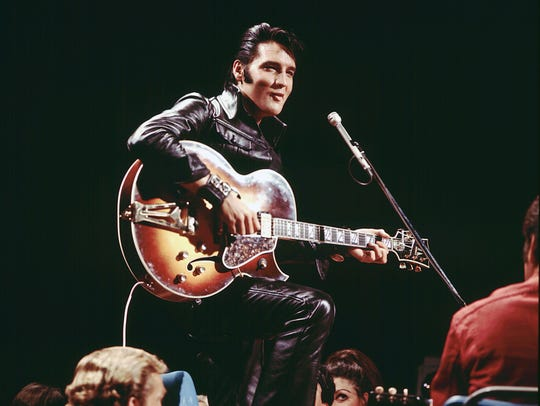 Elvis Presley's 1968 NBC special will air in theaters.