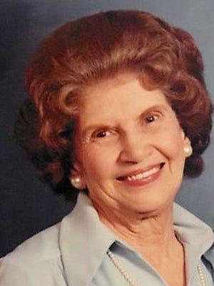 Frances VanDerMeulen