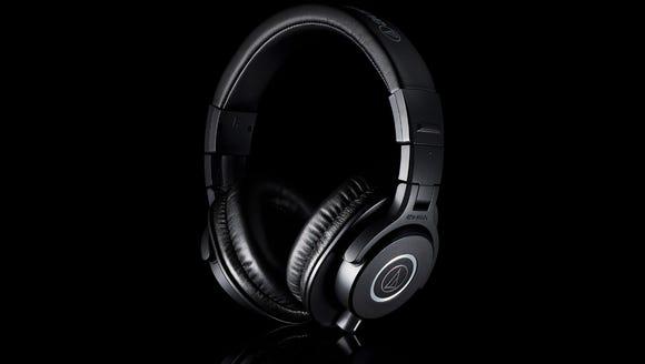 These Audio-Technica headphones deliver excellent sound