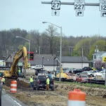 38 highway projects in 5 years coming our way