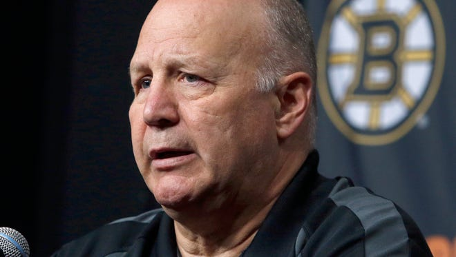 The Montreal Canadiens have fired coach Michel Therrien and hired Claude Julien to replace him. Montreal general manager Marc Bervegin made the announcement Tuesday, two days into his team's bye week.