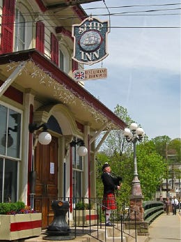 A popular haunt for ex-pats and British tourists, The Ship Inn in Milford offers an authentic taste of Great Britian culinary delights as well as hailing as New Jersey's first craft brewery.