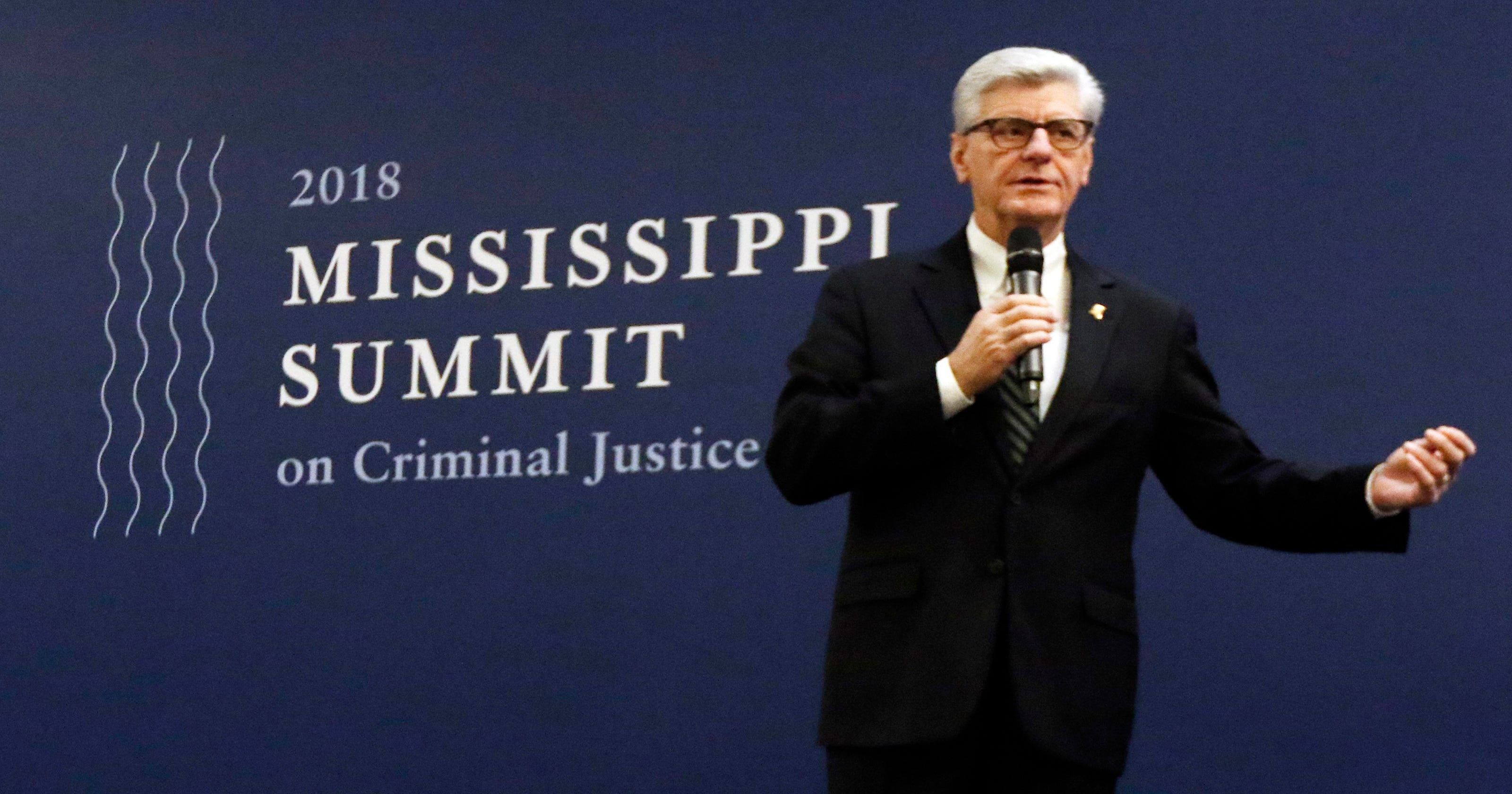 Criminal justice reform in Mississippi