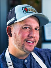Chef Doug Robson is excited about the reopening of