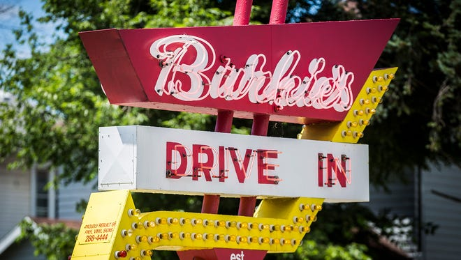 Owners of Burkie's Drive In indicated on Facebook that they have sold the property to developers.