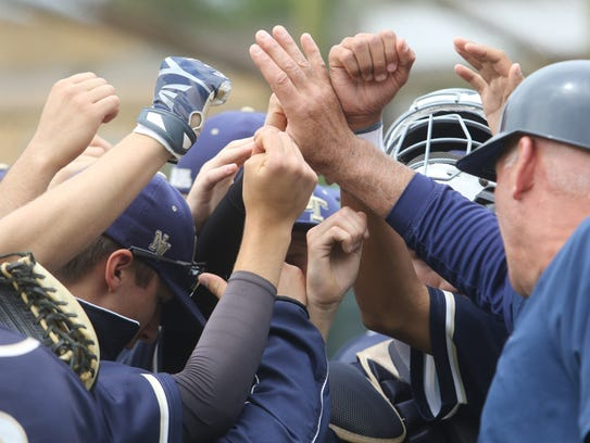 NV/Old Tappan entered 2018 having qualified for the Bergen County baseball tournament 15 times in the past 17 years.