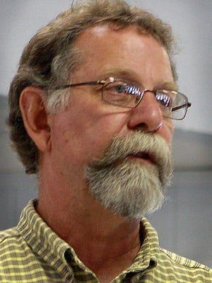 Highland Township Supervisor Rick Hamill