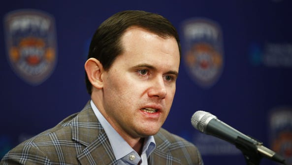 Suns General Manager Ryan McDonough could have a lot