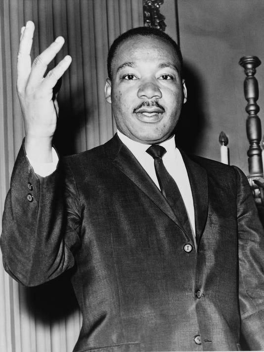 MLK Stock Photo