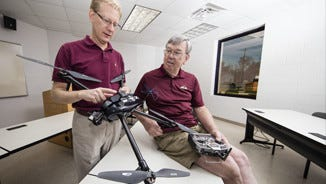 The Aviation Program is producing cutting-edge drone research and hands on field operations that will improve agriculture—a major economic influence in northeast Louisiana.
