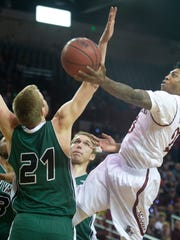 Daniel Mullings capped his career at New Mexico State