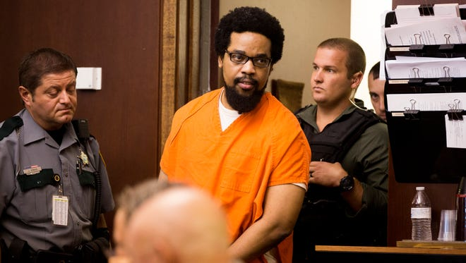 Mesac Damas pleaded guilty to killing his wife and five children in September 2009.