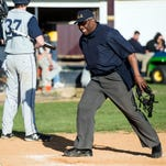 For over three decades, this York-Adams umpire calls strikes and encourages kids