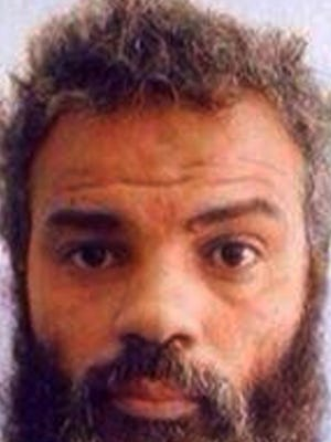 Ahmed Abu Khattala, an alleged leader of the deadly 2012 attacks on Americans in Benghazi, Libya, who was captured by U.S. special forces on June 15. ,