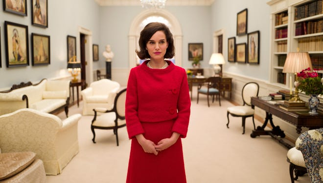 Natalie Portman is stirring as a grieving Jackie Kennedy in new drama 'Jackie,' which made its U.S. premiere at the New York Film Festival Thursday.