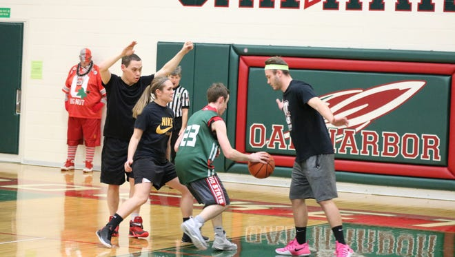 """Rival Port Clinton and Oak Harbor High School coaches will unite to take on the 13abc on-air personalities in an """"All-Star Charity Basketball Game."""""""