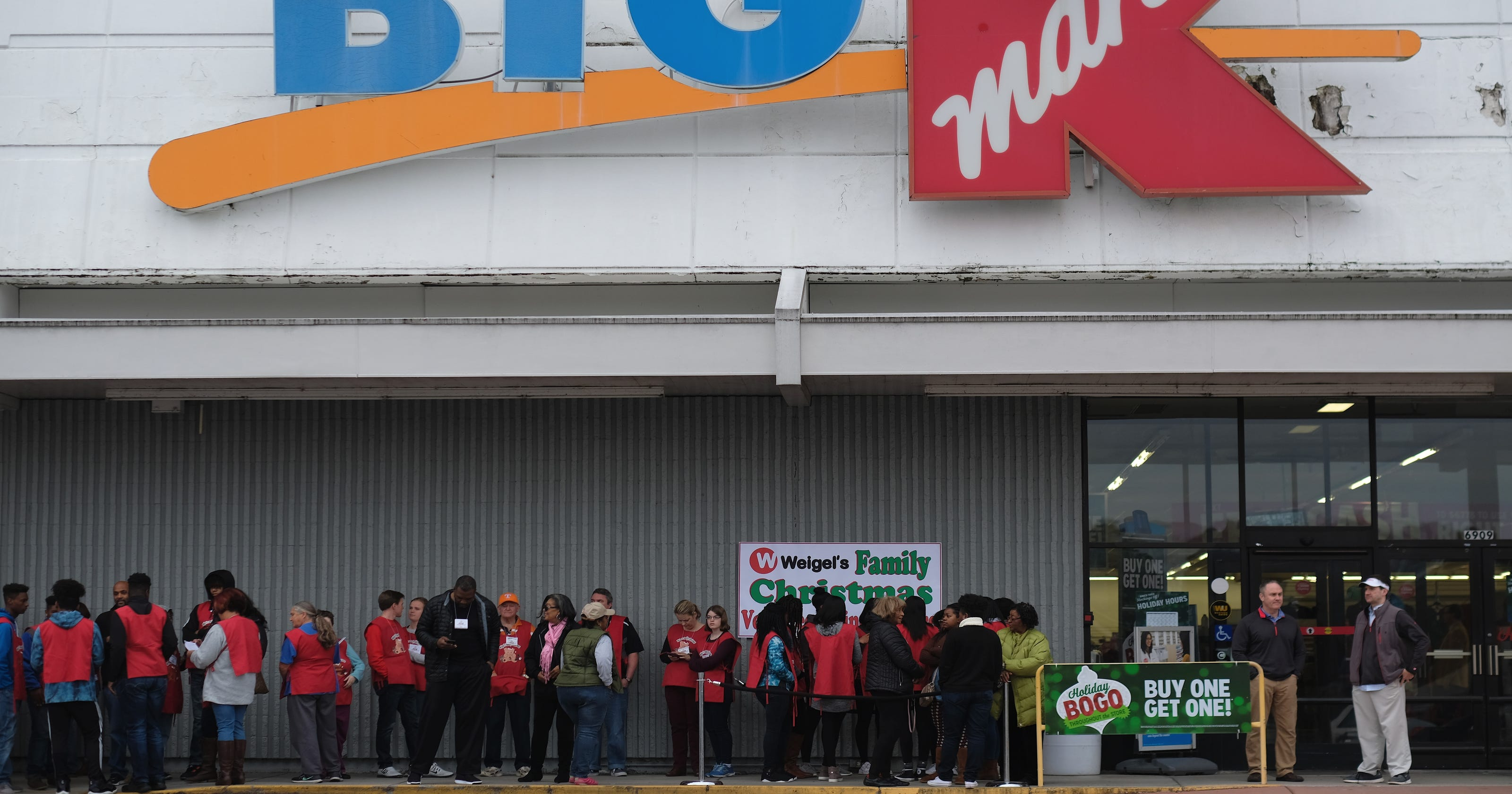 Two Tennessee Kmart stores included in latest round of closures