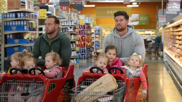 TLC's 'OutDaughtered' parents Adam and Danielle Busby answer questions