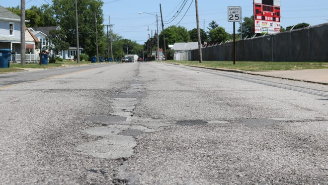 House Bill 415 would create a fund from Ohio's annual surplus for local governments to address much-needed road maintenance, such as Fremont Road in Port Clinton.