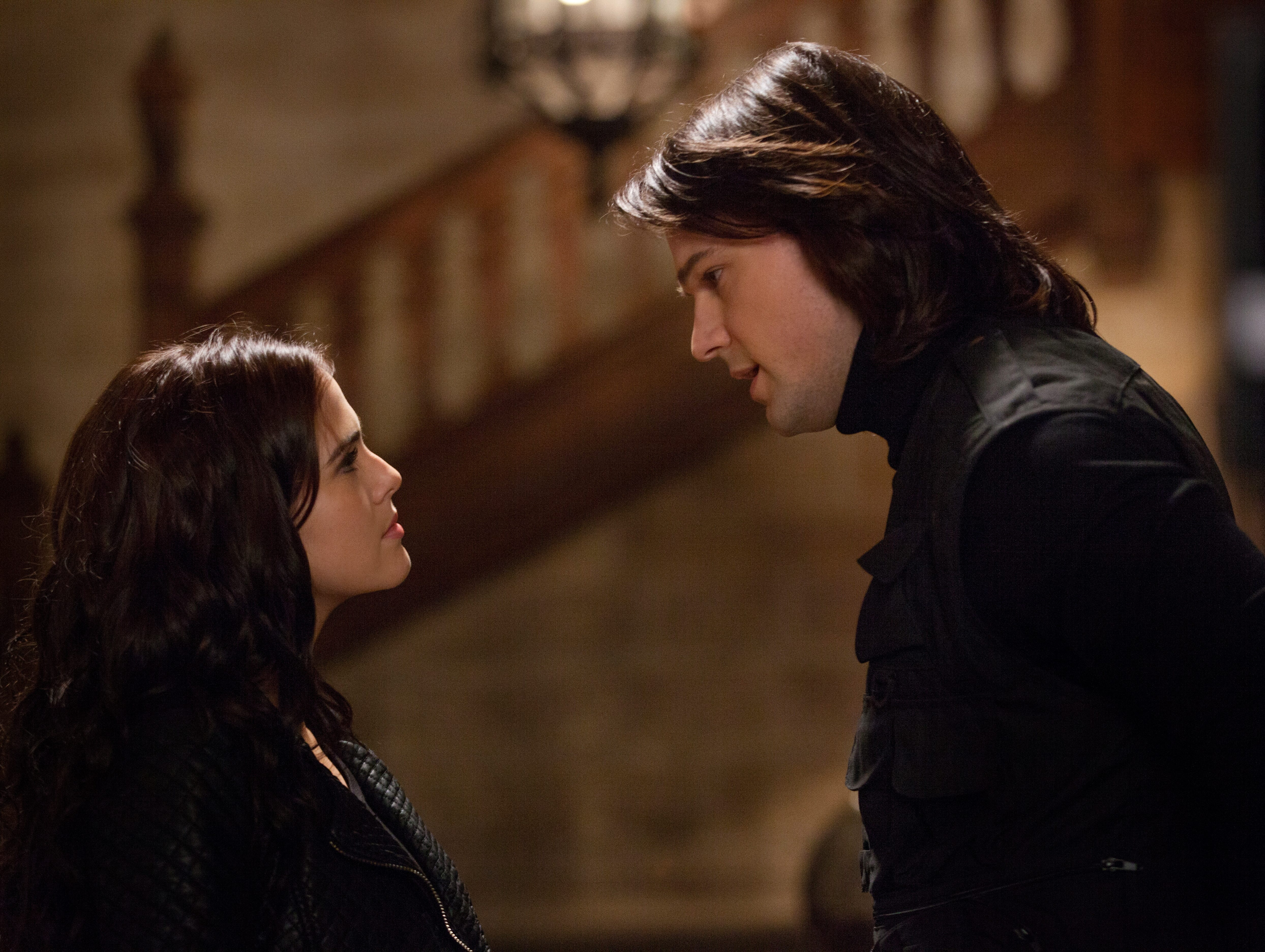 'Vampire Academy': Deutch and Kozlovsky