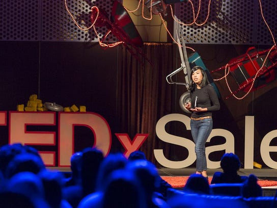 TEDxSalem will feature a full-day of activities, talks,